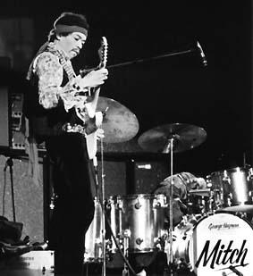 Jimi Plays Philadelphia 1969
